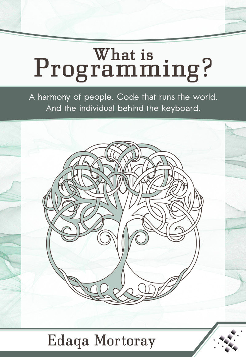 Book cover of What is Programming?
